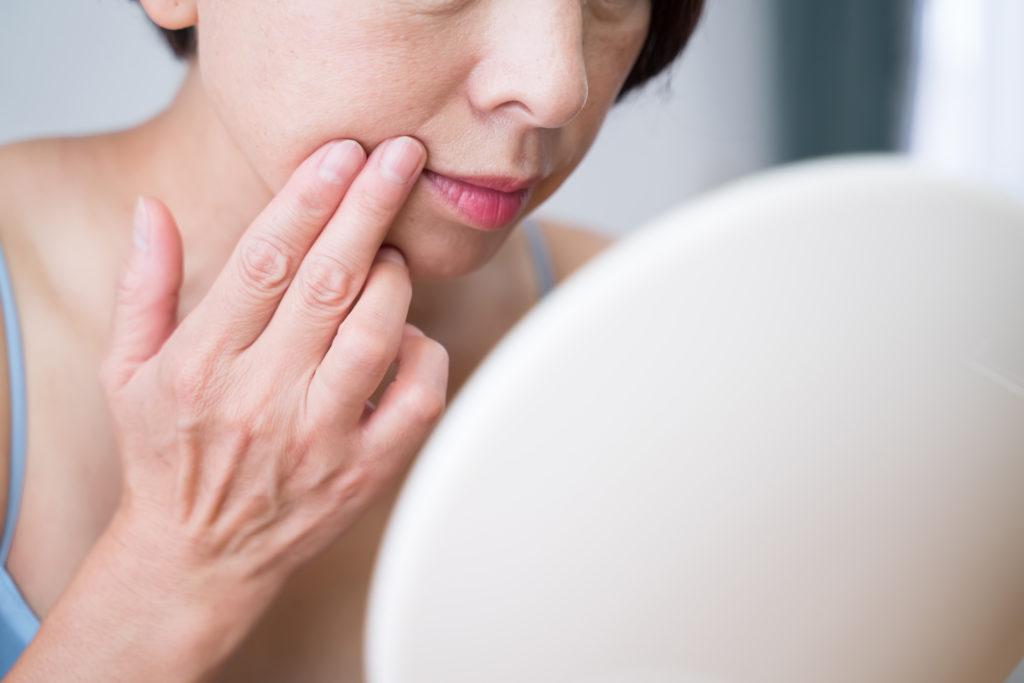 肌トラブルや敏感肌の悩みを改善できる