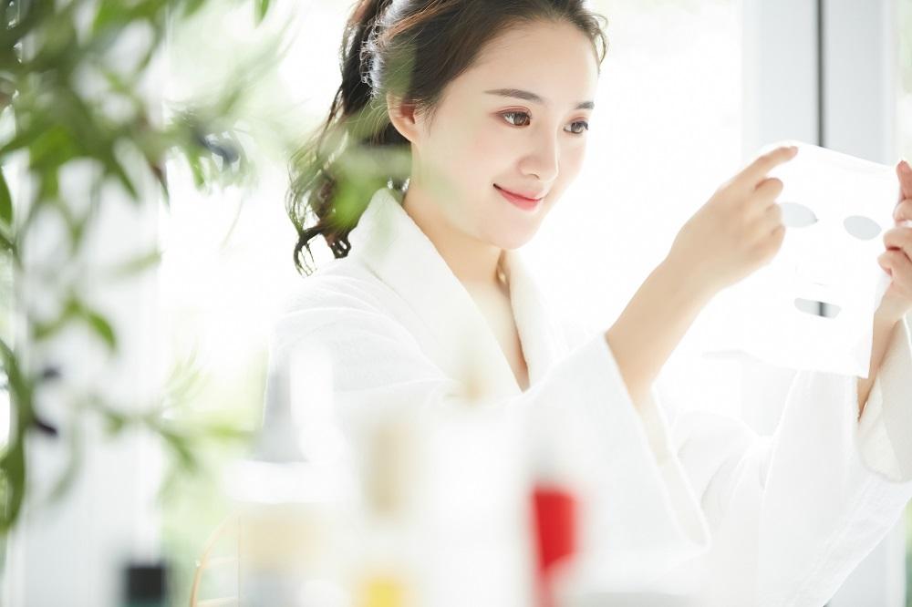 美白ケアの基本はお肌にうるおいを与える保湿ケア
