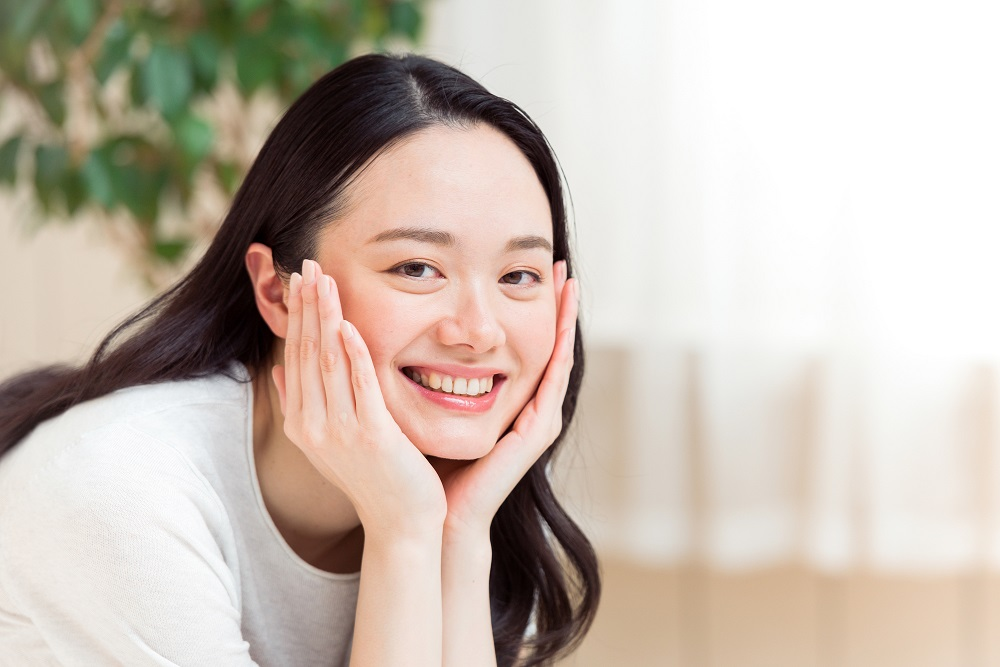 お肌への浸透性が高く日中でも使用できる